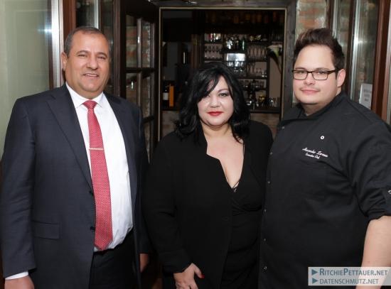 Nasan Felemon, Patricia Staniek, Alex Zerava
