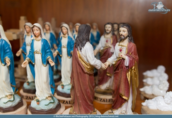 Jesus meets Jesus in Jeruzalem, Slovenia