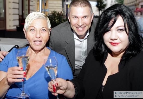 Jazz Gitti, Manfred Hallas, Patricia Staniek
