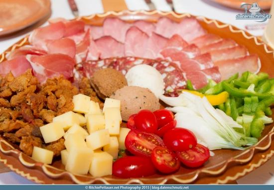 Specialty Platter at Kodila