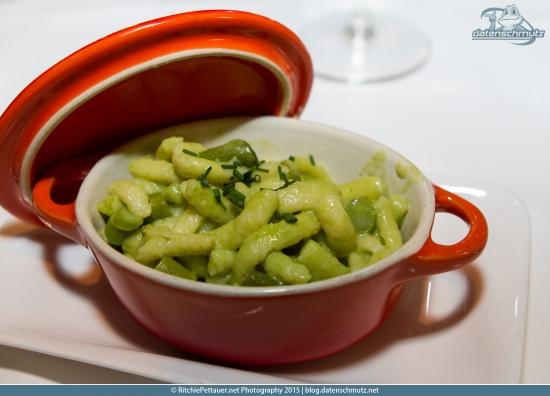 Asparagus Dumplings | Restaruant Rajh