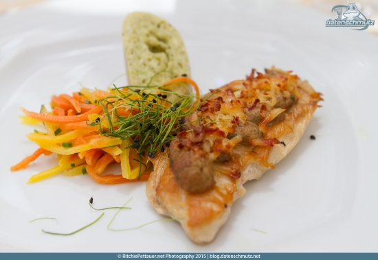 Fillet of Pork with a Porcini Crust | Hotel Livada
