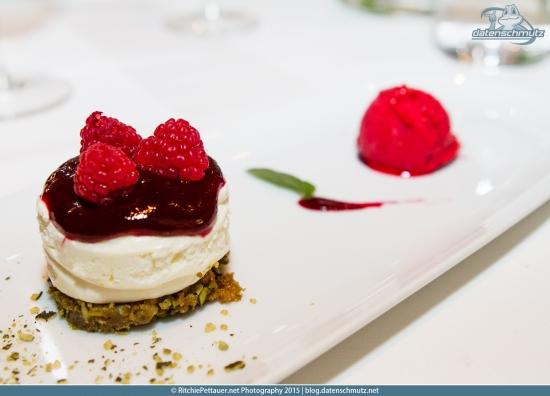 Dessert at Gostilna Rahj