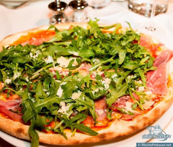 Pizza Leonardo.