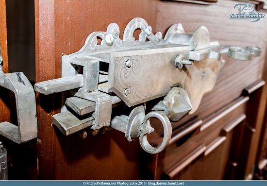 Doorlock at Castle Negova